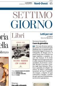 La recensione su La Stampa di Gianni Martini.