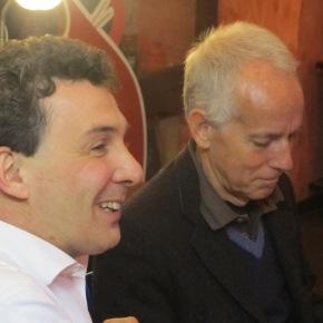 """ELEZIONI 2015 Tallia: """"Un futuro c'è, ma il sindacato ha bisogno della fiducia ditutti"""""""