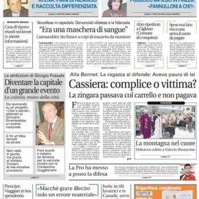 Il caso La Sesia. Bilancio in rosso, giornaliste licenziate intronco