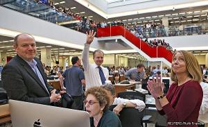 Quando il New York Times nel 2013 vinse il quarto premio Pulitzer