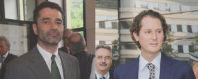 Stampa-Repubblica. Fusione al traguardo. De Benedetti padrone di Itedi. A Elkann il 25% dell'Espresso. La Borsa ci crede, volano i titoli dei duegruppi