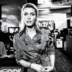 """Giornaliste in guerra. Clarissa Ward, inviata della Cnn in Siria: """"Rispetto agli uomini abbiamo un vantaggio. Possiamo parlare con le donne, una eccezionale fonte d'informazione"""""""