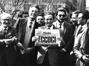 Giornalista dell'Unità difende la memoria di Berlinguer e viene sottoposto a procedimento disciplinare. E' polemica suisocial
