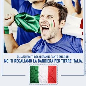 Azzurri d'Europa,  Tuttosport con il Tricolore. Omaggio sabato inedicola