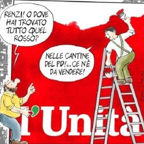 L'Unità appesa ad un filo. In metà delle regioni italiane non sarà più in edicola. Il Cdr: subito un tavoloaziendale