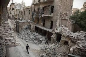 Il bambino di Aleppo sì, il bambino di Aleppo no. E'informazione?