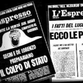 Triste, solitario y final de la historia de L'Espresso