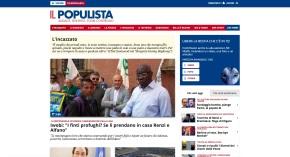 Il Populista sostituisce La Padania. Ma il nuovo quotidiano online di Salvini non assume nessuno tra gli exgiornalisti