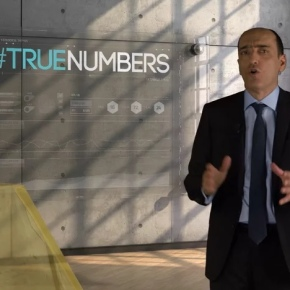 Al via domani la seconda edizione di #TrueNumbers, la web serie per fare informazione e datajournalism