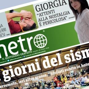 A Milano chiude la redazione di Metro. Il Cdr: 10 giorni di sciopero. L'appello di un giornalista: chiediamosolidarietà