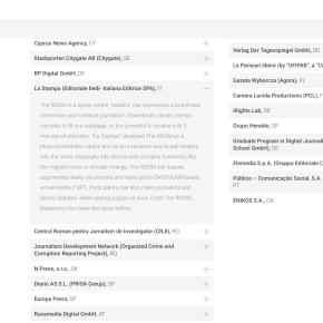 Alla Stampa e al Corriere il secondo round di Digital News Initiative, progetto europeo editoriale diGoogle