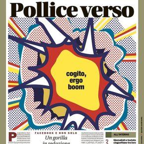 """Il boom del Manifesto sui social. """"Best performer"""" tra i quotidiani nazionali. E supera La Repubblica di 5punti"""