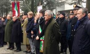 Il Giorno della Memoria. I fratelli Ottolenghi ricordati al Tg Rai di Torino. La prima volta di Chiara Appendino alla preghieraebraica