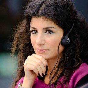 """Joumana Haddad, direttrice di Jasad: """"Di che cosa hanno bisogno le donne in Libano? Dello stipendio di un uomo e degli stessi diritti in caso didivorzio"""""""