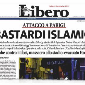 """Belpietro rinviato a giudizio per """"istigazione all'odio razziale"""". L'ex direttore di Libero dice: """"Confermo, sono dei bastardiislamici"""""""