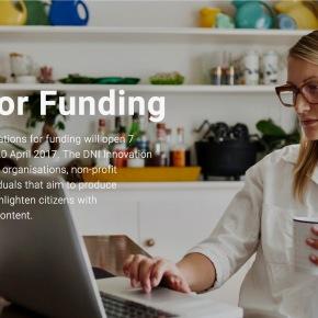 Al via il 3° pacchetto del Fondo Google per finanziamenti su progetti di giornalismo digitale. Chi e come si può partecipare. Entro il 20aprile