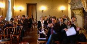 Ordine dei giornalisti del Piemonte. Approvato all'unanimità il bilancio 2016. All'assemblea annuale ha partecipato lo 0,3% degliiscritti