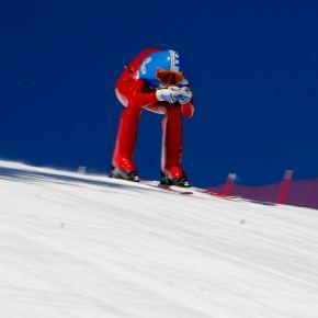 Spettacolare serata con le grandi leggende dello sci. Tutti i campioni di ogni tempo del Kilometro Lanciato al Circolo della Stampa diTorino