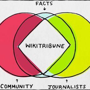 Nasce Wikitribune. Obiettivo: la divulgazione di notizie verificate. Il controllo affidato ad una community, sul modello diWikipedia