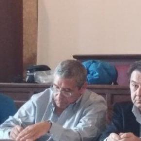 Scandalo Cuffaro. L'ex presidente della Regione Sicilia infilato di straforo all'evento formativo dell'Ordine diPalermo