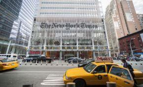 Il New York Times tocca quota 2,2 milioni di abbonati all'edizione digitale. Di questi 285 mila solo per la homepage deicruciverba