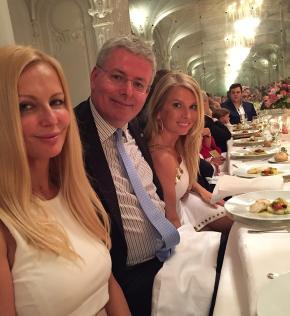 Il finto principe del Montenegro giornalista per mangiare asbafo