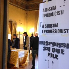 Elezioni Ordine dei giornalisti del Piemonte. I risultati deiprofessionisti