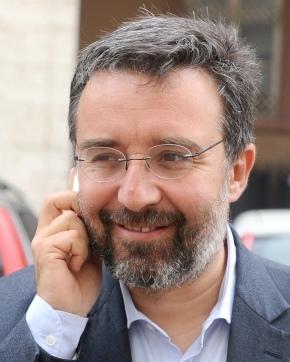 """Marco Damilano direttore de L'Espresso. Quando D'Alema gli disse: """"Lei è uno stupido e unbugiardo"""""""