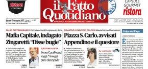 Claudio Cerasa (Il Foglio): avvisato o indagato, Il Fattodistingue