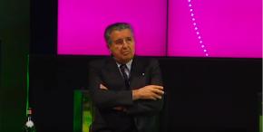 """Carlo De Benedetti: """"Un condirettore a Repubblica? Ero e rimango del tutto contrario, nessun grande giornale al mondo usa questaformula"""""""