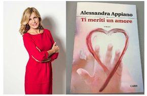 Morta Alessandra Appiano. Nata ad Asti, aveva vinto il PremioBancarella