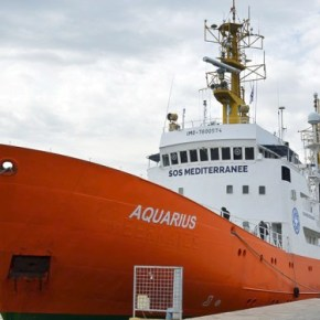 Chi sono i 4 giornalisti a bordo della nave Aquarius. Le dirette viaTwitter