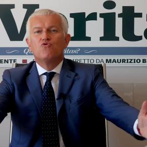 """Giorni decisivi per Panorama. Pronta la cessione a Maurizio Belpietro. Un """"regalo"""" di MarinaBerlusconi"""