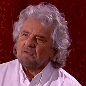 """Vuoi intervistare Beppe Grillo? Ecco quanto costa. """"Così non perdotempo"""""""