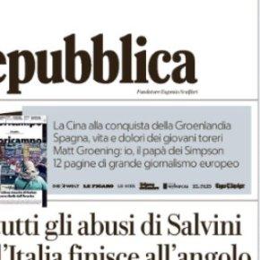"""I giornalisti di Repubblica all'editore: """"Sui tagli non siamo disposti atrattare"""""""