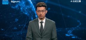 Arriva dalla Cina il primo giornalista virtuale della storia dellatelevisione