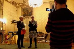 Premio Pestelli 2019. Il 21 febbraio serata al Circolo della Stampa. Festeggiati i 100 anni dell'avvocato Segre, fondatore del Centrostudi