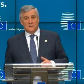 """Tajani ai giornalisti italiani: """"Avete fatto bene a non incontrare DiMaio"""""""