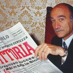 Francesco Storace è stato nominato nuovo direttore del Secolod'Italia