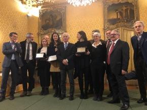 Premio Pestelli,  il video della serata di festa al Circolo della Stampa diTorino