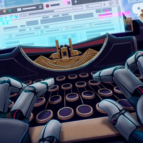 Robot-reporter può scrivere articoli nello stile del giornalista che si preferisce. E non costa, non va in ferie e  non versa i contributiInpgi