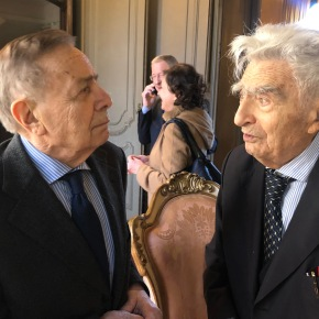 Valerio Castronovo & Bruno Segre, la cultura italiana delgiornalismo