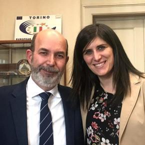 """Il sottosegretario Vito Crimi conferma quanto anticipato su questo blog: """"L'ultima tappa degli Stati Generali dell'Editoria si svolgerà aTorino"""""""