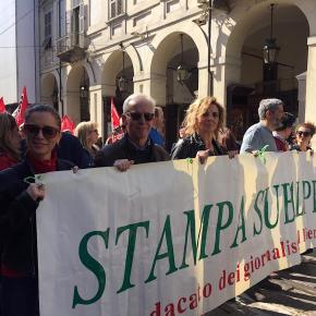 """Elezioni del sindacato dei giornalisti. """"Insieme per la Subalpina"""" al voto il 1° e il 2 dicembre. Ecco tutti icandidati"""