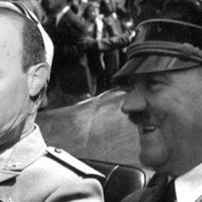 """""""Savoini teneva appesa in redazione alla Padania una foto di AdolfHitler"""""""