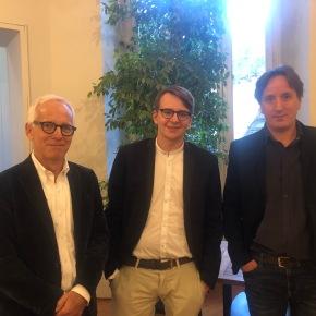 """Il viaggio-inchiesta di Gervasoni a Torino. La solidarietà dei giornalisti piemontesi: """"Noi ci saremosempre"""""""