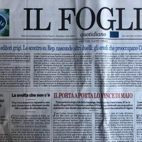 """""""De Benedetti non teme l'incapacità dei figli, ma che Repubblica finisca nelle mani di JohnElkann"""""""
