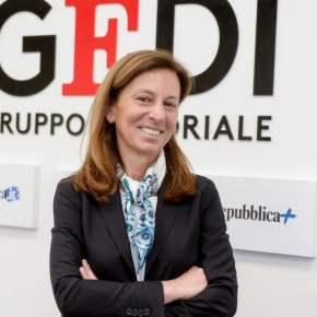 Gedi, rivoluzione ai vertici. L'ad Laura Cioli se ne va con in tasca 1.850.000 euro (lordi) di buonuscita +Tfr
