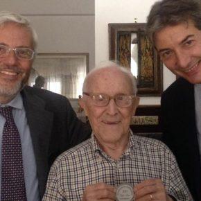 Sul Corriere della Sera intervista di Cazzullo a Lepri, 101 anni. In un solo articolo due lezioni digiornalismo