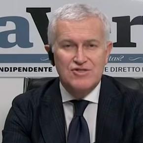 Maurizio Belpietro pronto a tagliare i giornalisti nei 5 magazine rilevati da Mondadori alla fine del2019